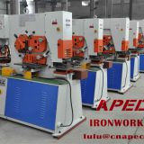 APEC Hydraulic Ironworker Machine AIW-120/S