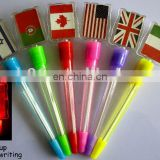 LED small plastic flash pen
