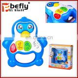 Hot sale funny lamaze baby toys with light and music
