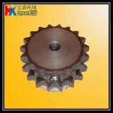 80B-2 DUPLEX STOCK SPROCKET