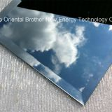 2mm-6mm silver mirror wilth belve edge