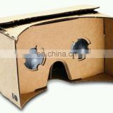 2017 New Cardboard 3D Vr Virtual Reality Glasses For Google AndroidVR027