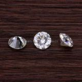 7.0mm round shape EF VVS white moissanite loose stones