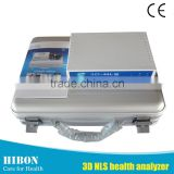Top Sale 2015 Professional Body Health Analyzer Professional Quantum Magnetic Analyzer 3D Nls                                                                                                         Supplier's Choice