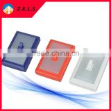 Colorful Plastic Portable LED Wall Switch Light