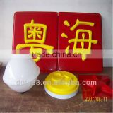 Advertising lamp shade,plastic lampshade