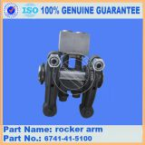 PC300-7 digger rocker arm 6741-41-5100 quality guarantee