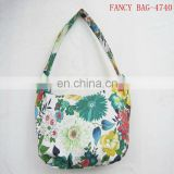 Fashion style small canvas tote bags wholesale