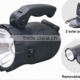 best quality promotional solar torch lamp