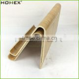 Bamboo Tablet Holder Cookbook Book E-readers Smartphones Stand Homex BSCI/Factory