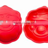 Silicone Kitchenware Silicone Pancake mould Cake tray / Muffin mould