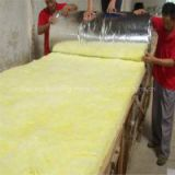10kg/m3 Glass wool with Aluminium foil for roofing insulation