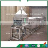 Fruit and Vegetable Blanching Machine /Basket Type Blancher Machine