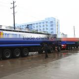 best price factory supply 45 cubic meter fuel tanker semi trailer