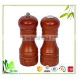 High Quality Bamboo Salt And Pepper Grinder,Sea Salt Grinder,Salt And Pepper Grinder Set Wholesale