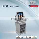 Best China Golden Supplier HIFU High Intensity Focused Ultrasound Slimming and Sagging Removal Device