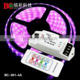 BC-361-4A RF Remote Control RGB Intellegint LED Controller for led strip