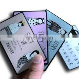 Office standard desktop solar calculator with customized logo