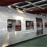 Aluminum System Train body