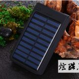 2017 Factory Universal Solar Charger Portable SolarPower bank 5000mah High capacity Power Banks