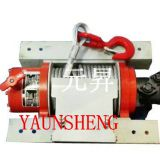 small hydraulic winch 4x4