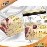 Smart IC Card/busniess card /hotel door card with magnetic stripe for access control system