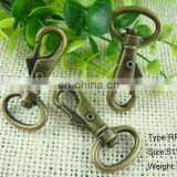 high quality & solid brass snap hook