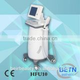 focused ultrasound 1.5/ 3.0A/3.0B/4.5mm cartridges for wrinkle removal, 7.0 / 11/ 13mm high intensity ultrasound body slimm