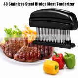 48 Stainless Steel Blades Meat Tenderizer Hammer