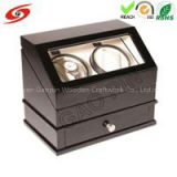 Customized Rotating Display Watch Winder, Watch Box