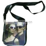 sublimation blank shoulder bag- small