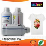 Hot selling reactive dye ink textile printing ink for epson wide format printer