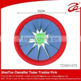 2015 new toys for kid foldable frisbee toy
