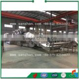 Industrial 5-Layer Hot Air Belt Drying Machine/Multilayer Belt Dryer