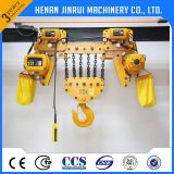 20 Ton Chain Block Lifting Equipment 500Kg Electric Chain Hoist