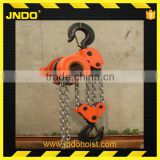 high efficiency dht 5t manual electric chain hoist