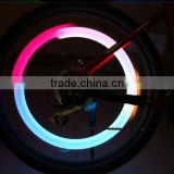 Cheap Bicycle Car Valve Caps Light Tire Wheel light Neon LED Lamp,Cool Decorate Colourful Led Bike Lights
