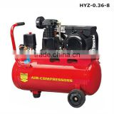 New pump direct-air compressors compressor types