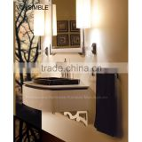 gloss white modern <b>italian</b> <b>bathroom</b> <b>furniture</b> wall hang vanity