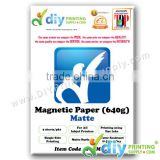 Magnificent Magnetic Paper 640g (Matte) (5 sheets/pkt)