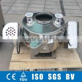Henan Gaofu high output SZS series single deck sieving machine for wheat flour