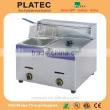 GF-72 Potato Chips Fryer Machine Price/Chicken Fryer/Gas Pressure Fryer