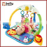 2015 new activity baby gym mat