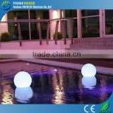 Rechargeable Lithium Battery Powered Waterproof LED Ball