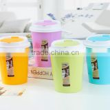 Plastic Recycling Dustbin Plastic dustbin indoors