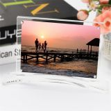 Wholesale Plastic Desktop Picture Holder Glass Love Photo Frames Mosaic Photo Frame
