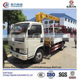 How crane truck for sale/ 10t truck crane