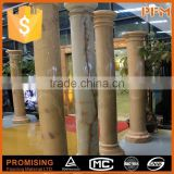 2014 hot new design but cpmpetitive price decorative marble stone gate pillar design