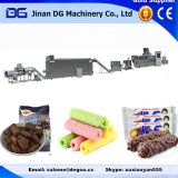 Automatic Chocolate filled snack food extrusion machinery processing equipment