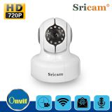 Sricam SP011 720P HD megapixel p2p ip camera wifi wireless romote control two way audio ip camera